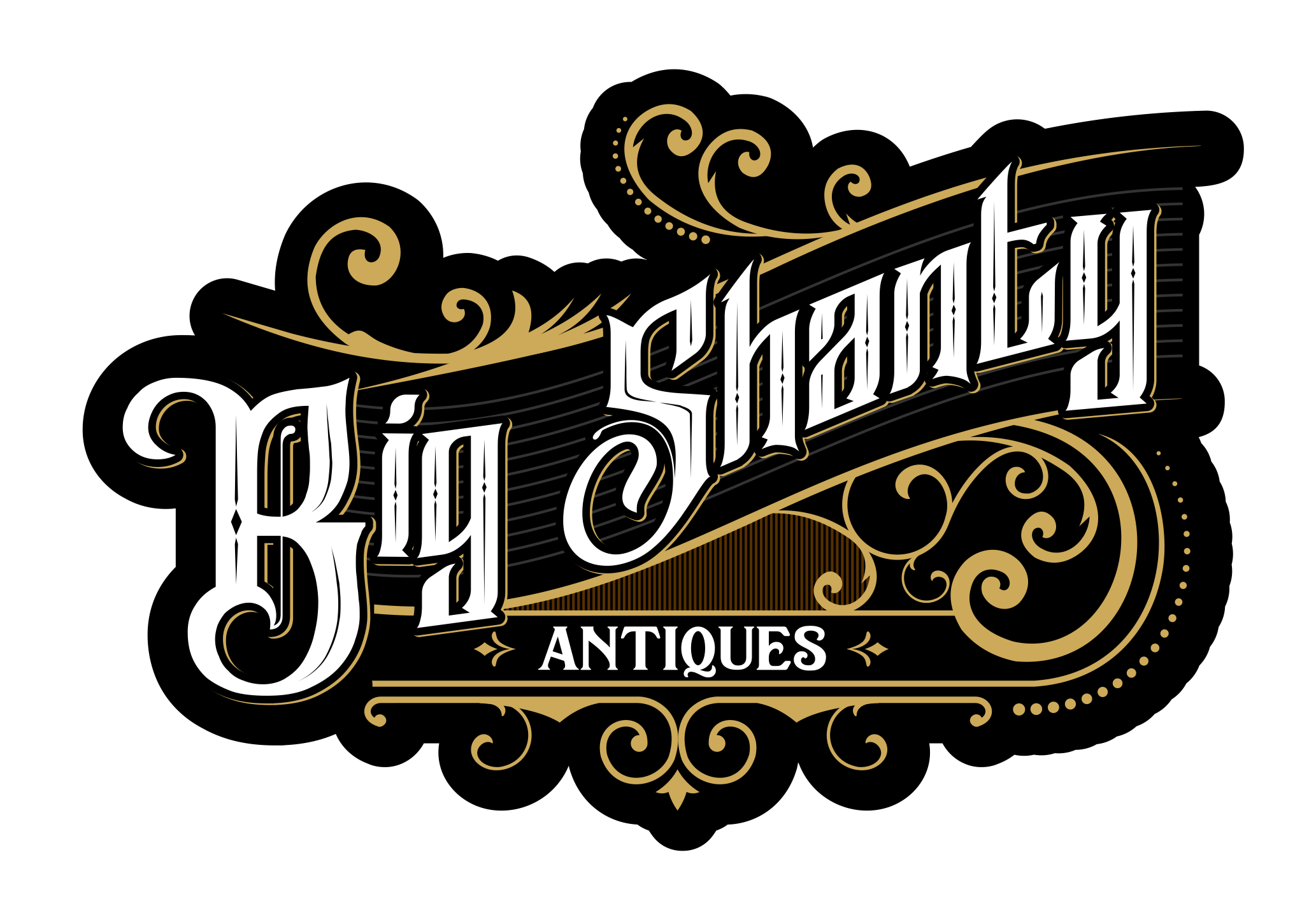 Big Shanty Antiques Logo