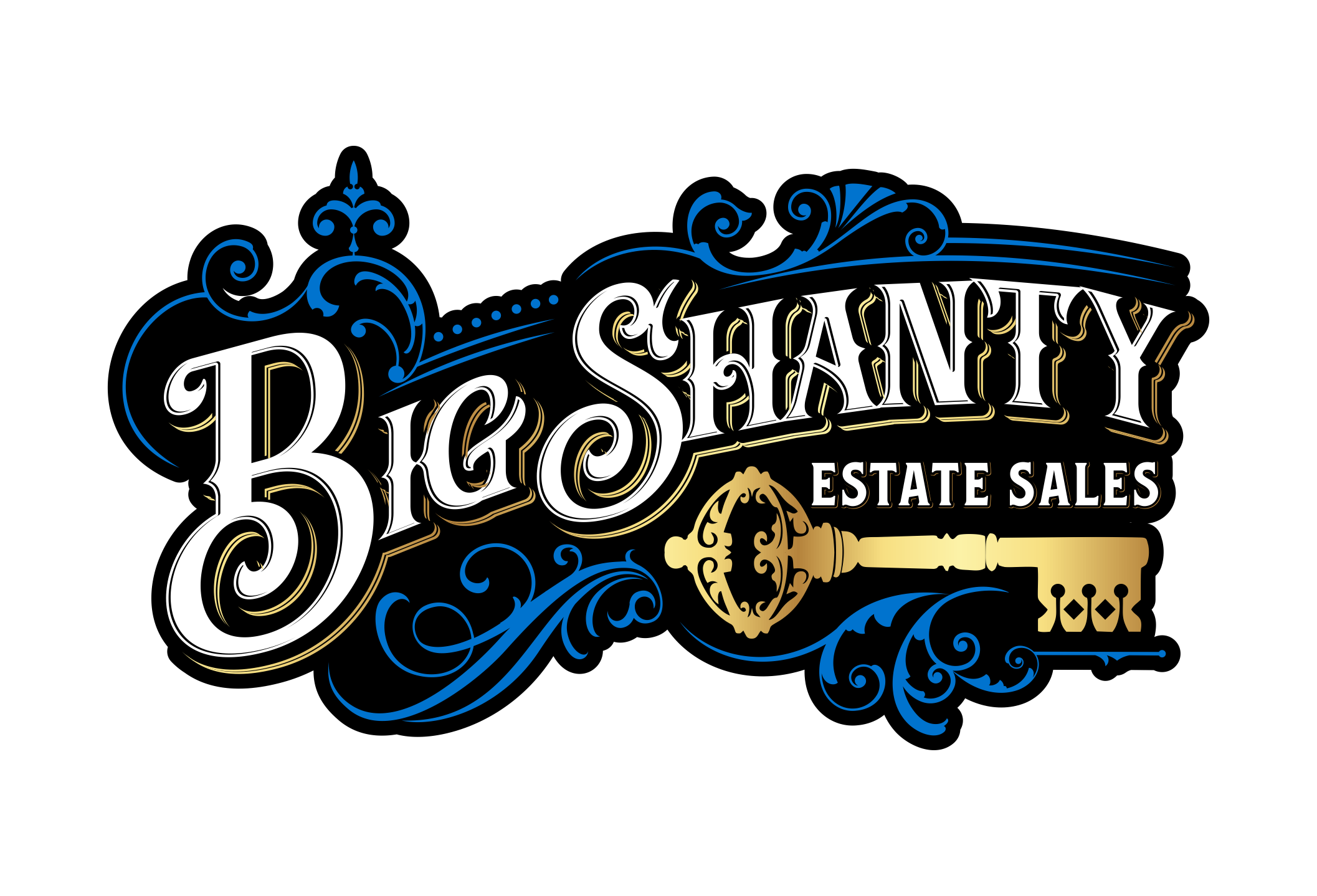 Big Shanty Estate Sales Logo